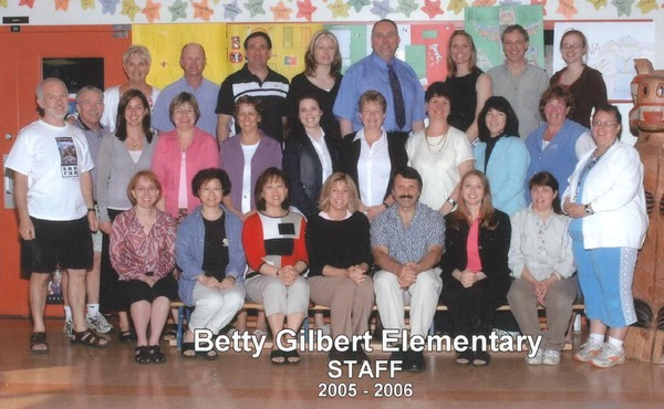 BETTY GILBERT 2005-06
